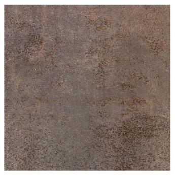 RAK Evoque Metal Lapatto Tiles - 600mm x 600mm - Brown (Box of 4)