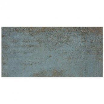 RAK Evoque Metal Lapatto Tiles - 600mm x 1200mm - Green Grey (Box of 2)
