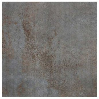 RAK Evoque Metal Lapatto Decor Tiles - 750mm x 750mm - Grey (Box of 2)