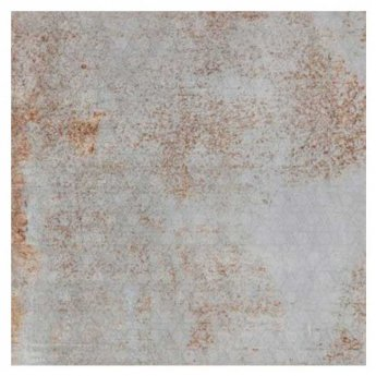 RAK Evoque Metal Lapatto Decor Tiles - 750mm x 750mm - Ice (Box of 2)