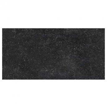 RAK Fashion Stone Matt Tiles - 300mm x 600mm - Black (Box of 6)