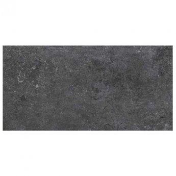 RAK Fashion Stone Matt Tiles - 300mm x 600mm - Grey (Box of 6)