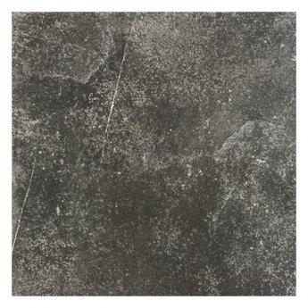 RAK Fusion Stone Lapatto Tiles - 750mm x 750mm - Black (Box of 2)