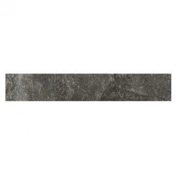 RAK Fusion Stone Lapatto Tiles - 100mm x 600mm - Black (Box of 18)