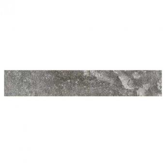 RAK Fusion Stone Lapatto Tiles - 100mm x 600mm - Dark Grey (Box of 18)