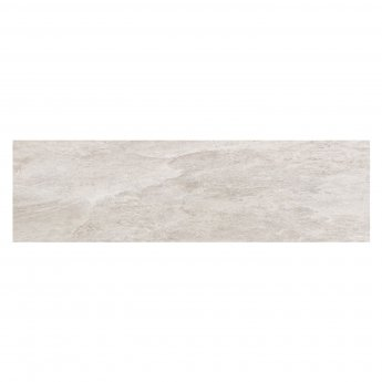 RAK Fusion Stone Lapatto Tiles - 100mm x 600mm - Ivory (Box of 18)