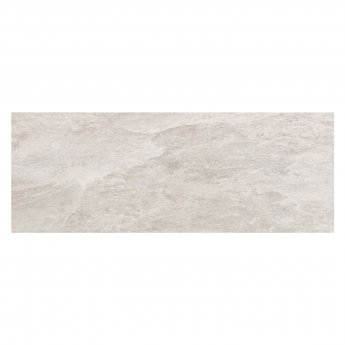 RAK Fusion Stone Lapatto Tiles - 150mm x 600mm - Ivory (Box of 12)