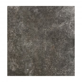 RAK Fusion Stone Lapatto Tiles - 600mm x 600mm - Black (Box of 4)