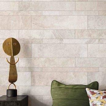 RAK Fusion Stone Lapatto Tiles - 300mm x 600mm - Beige (Box of 6)
