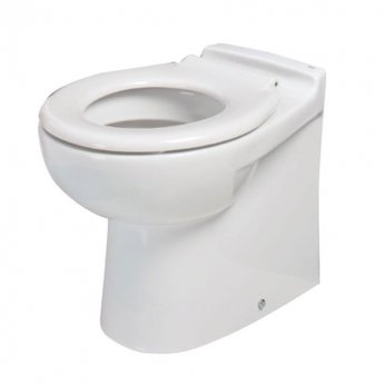 RAK Junior Back to Wall Toilet Pan without Lid - Urea Seat
