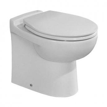 RAK Junior Back to Wall Toilet Pan - Urea Seat