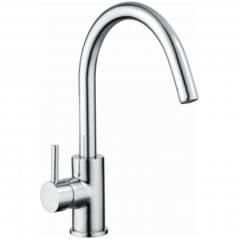 RAK Kitchen Sink Mixer Tap Side Lever - Chrome