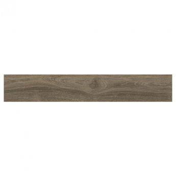 RAK Line Wood Matt Tiles - 195mm x 1200mm - Brown (Box of 5)