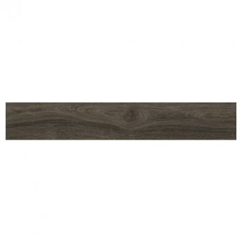 RAK Line Wood Matt Tiles - 195mm x 1200mm - Dark Brown (Box of 5)