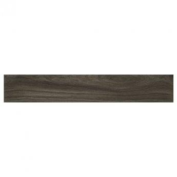RAK Line Wood Matt R11 Tiles - 195mm x 1200mm - Dark Brown (Box of 5)