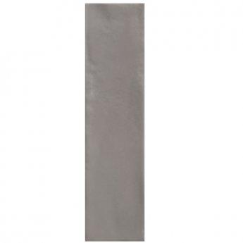RAK Loft Brick High Gloss Tiles - 65mm x 260mm - Grey (Box of 41)
