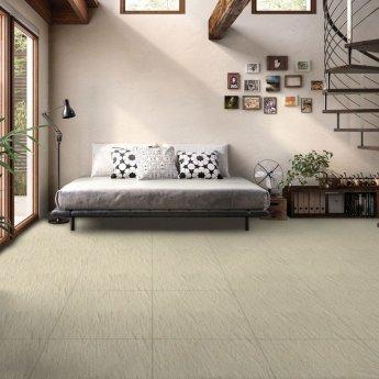 RAK Lounge Rustic Tiles - 600mm x 600mm - Beige (Box of 4)