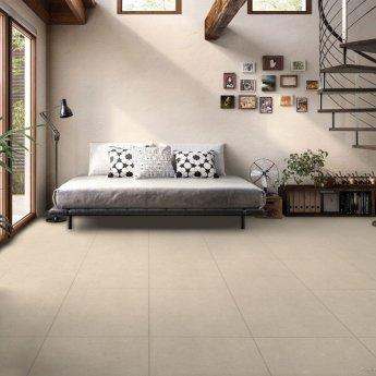 RAK Lounge Unpolished Tiles - 600mm x 600mm - Beige Brown (Box of 4)