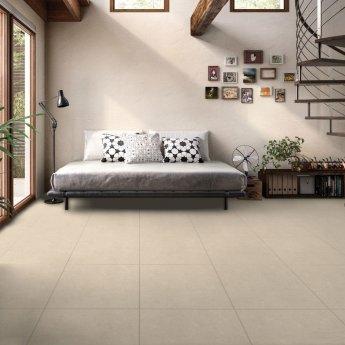 RAK Lounge Polished Tiles - 600mm x 600mm - Beige Brown (Box of 4)
