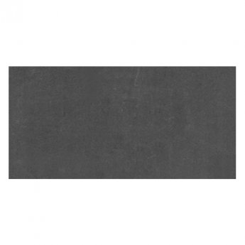 RAK Lounge Unpolished Tiles - 300mm x 600mm - Light Black (Box of 6)