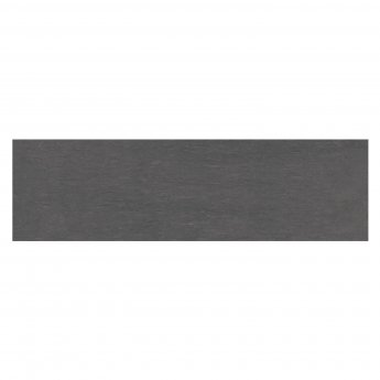 RAK Lounge Unpolished Tiles - 100mm x 600mm - Dark Anthracite (Box of 18)