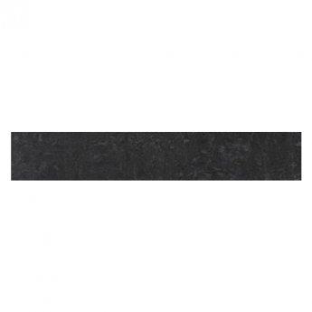 RAK Lounge Unpolished Tiles - 100mm x 600mm - Black (Box of 18)