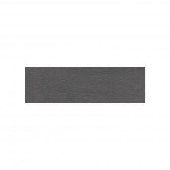 RAK Lounge Unpolished Tiles - 50mm x 600mm - Dark Anthracite (Box of 36)