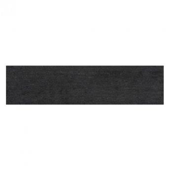 RAK Lounge Unpolished Tiles - 150mm x 600mm - Black (Box of 12)