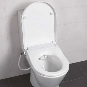 RAK Manual Non-Electric Bidet Function Soft Close Toilet Seat