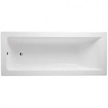 RAK Metropolitan Single Ended Rectangular Bath 1800mm x 800mm - Acrylic