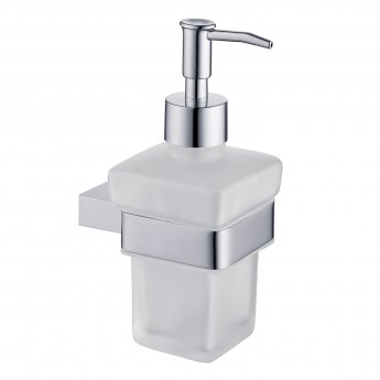 RAK Moon Modern Soap Dispenser Wall Mounted - Chrome