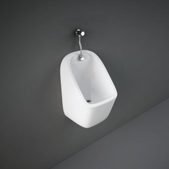 RAK Series 600 Wall Hung Urinal, 310mm Wide, White