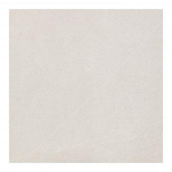 RAK Shine Stone Matt Tiles - 600mm x 600mm - Ivory (Box of 4)