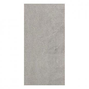 RAK Shine Stone Matt Tiles - 300mm x 600mm - Grey (Box of 6)