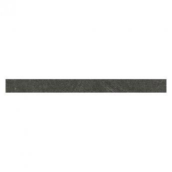 RAK Shine Stone Matt Tiles - 50mm x 600mm - Black (Box of 36)