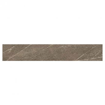 RAK Shine Stone Matt Tiles - 100mm x 600mm - Brown (Box of 18)