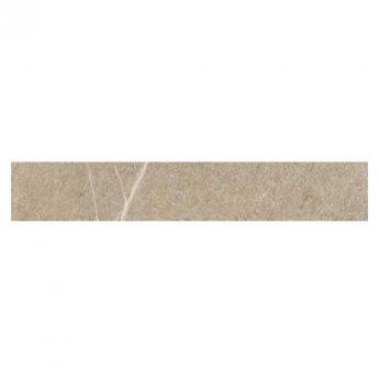 RAK Shine Stone Matt Tiles - 100mm x 600mm - Dark Beige (Box of 18)