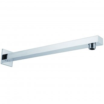 RAK Rectangular Wall Mounted Shower Arm - 300mm