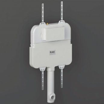 RAK Slimline Front Flush Regular Concealed Cistern 735mm H x 480mm W x 150mm D