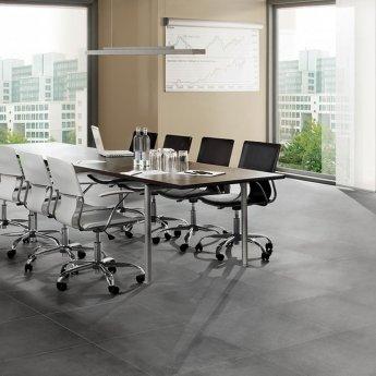 RAK Surface 2.0 Lappato Tiles - 300mm x 600mm - Mid Grey (Box of 6)