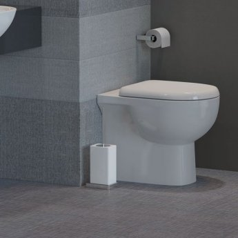 RAK Tonique Back to Wall Toilet WC 550mm Projection - Soft Close Seat