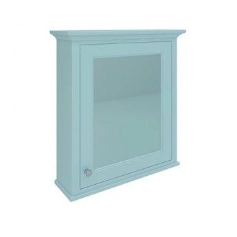 RAK Washington Mirrored Bathroom Cabinet 650mm W x 750mm H - White