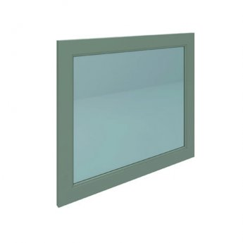 RAK Washington Framed Bathroom Mirror - 650mm H x 785mm W - Cappucino