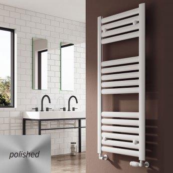 Reina Anita Designer Heated Towel Rail 1195mm H x 530mm W Polished