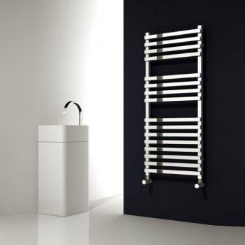 Reina Carina Designer Heated Towel Rail 800mm H x 500mm W Chrome