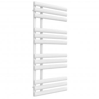 Reina Chisa Designer Heated Towel Rail 1130mm H x 500mm W White
