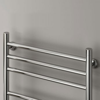 Reina Luna Straight Heated Towel Rail 720mm H x 600mm W Stainless Steel