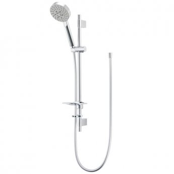 Roca Arc Handshower with 5 Functions - Chrome