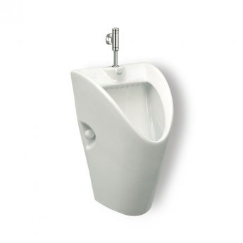 Roca Chic Expose Washroom Urinal - White