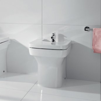 Roca Dama-N Bidet 570mm Projection - 1 Tap Hole